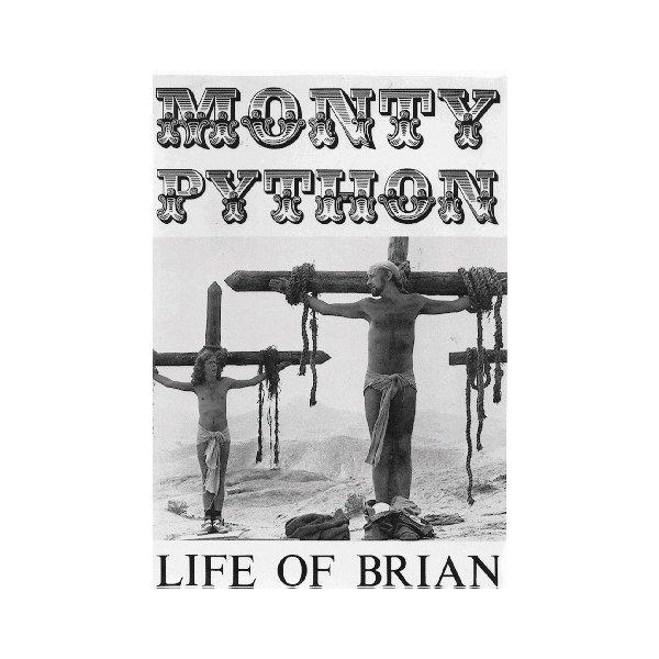 Monty python life of brian poster