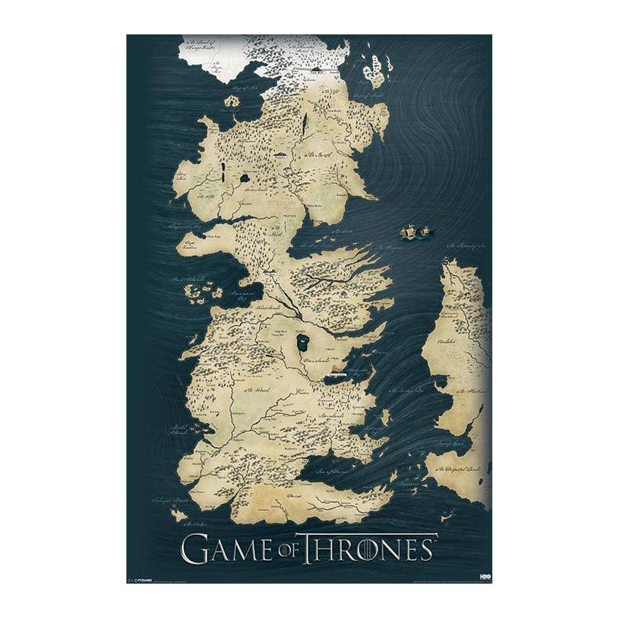 Coole Game Of Thrones Poster Bei Close Up Im Fanshop Kaufen