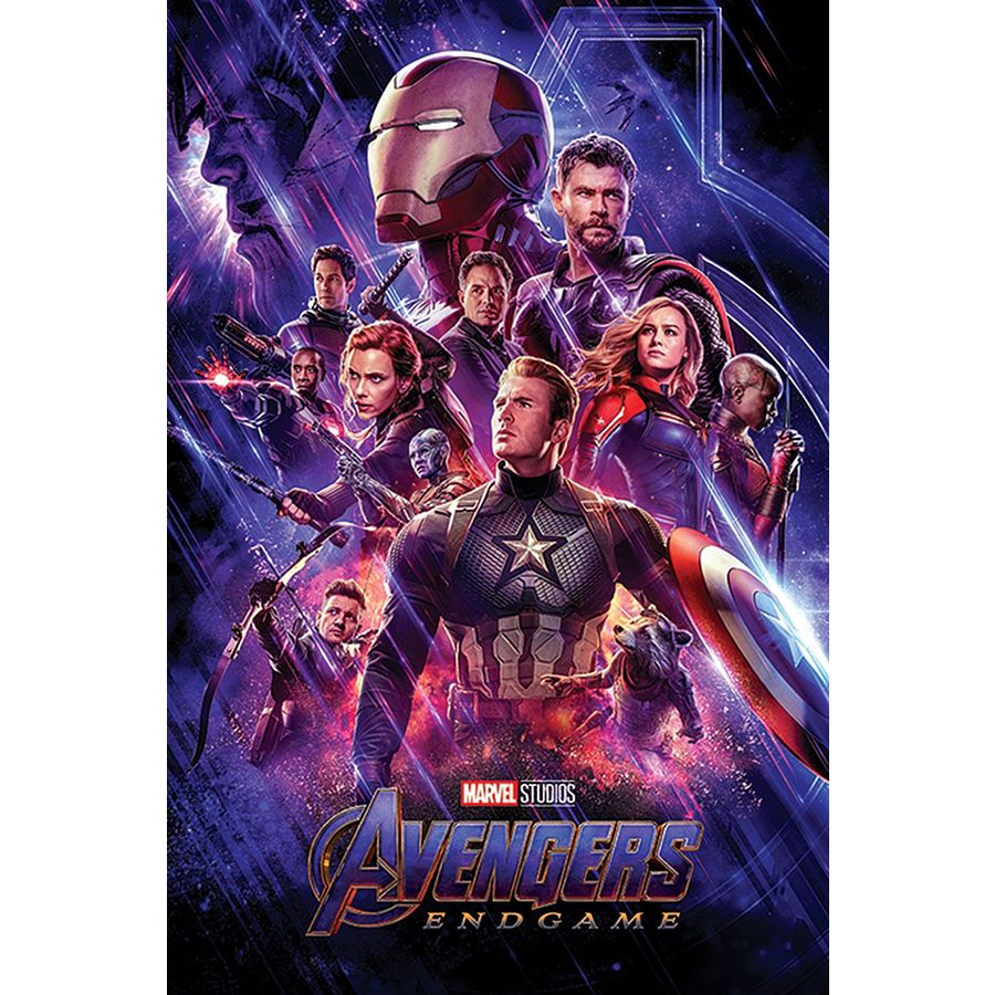Avengers: Endgame Poster One Sheet
