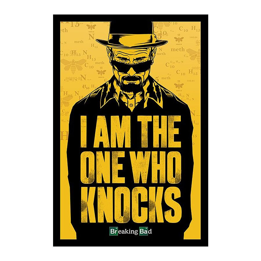 breaking bad poster bei close up im shop online kaufen. Black Bedroom Furniture Sets. Home Design Ideas