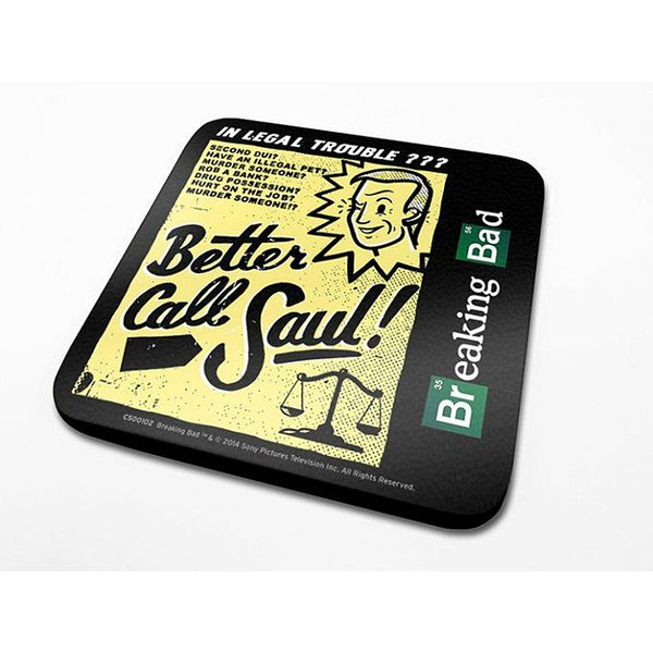 Breaking Bad Coaster Set