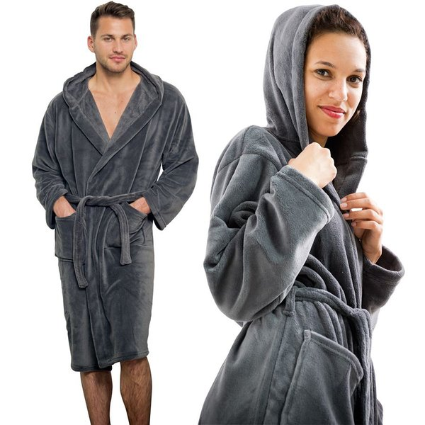 Bathrobe Fleece