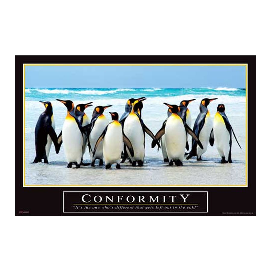 Conformity Barney Stinson Poster How i met your mother - Posters buy ...