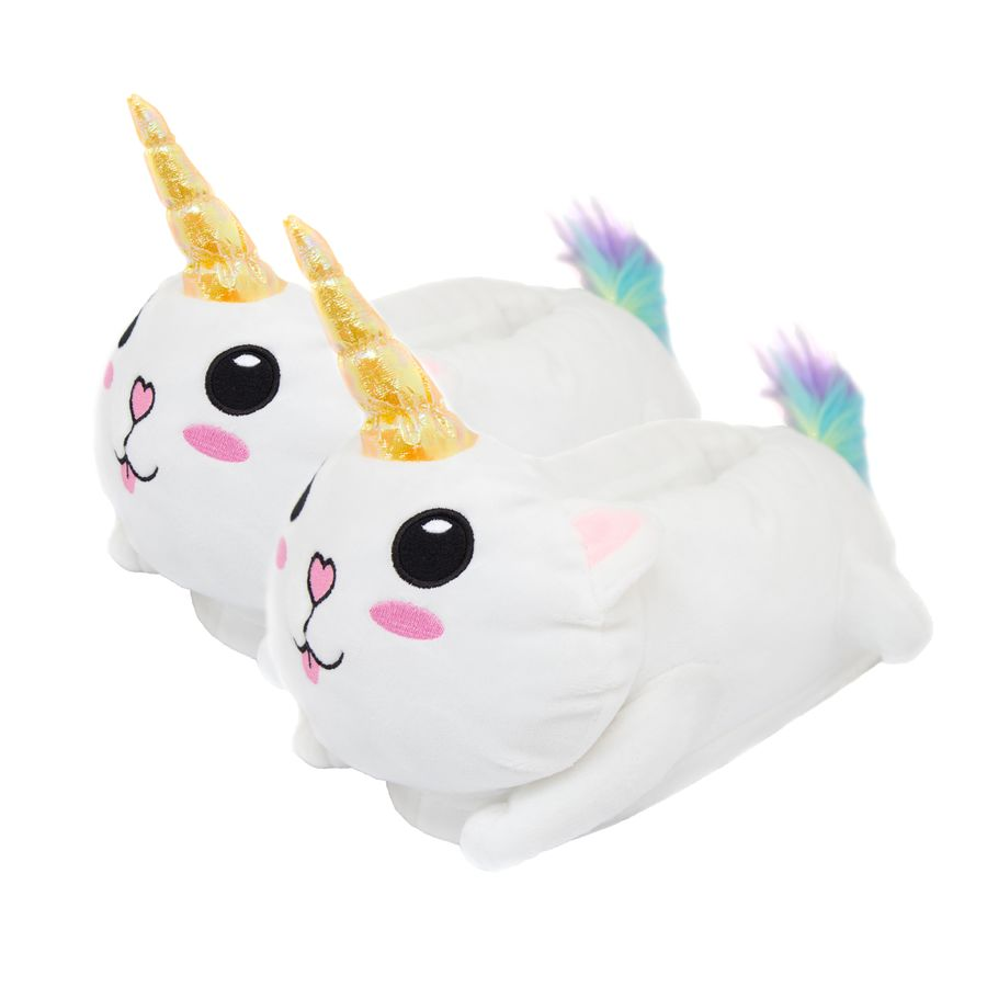 0a4006bcc7f Catcorn Plush Slipper Unicorn - Merchandise buy now in the shop ...