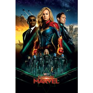The Avengers Poster Format Porte 53 x 158 cm Infinity War Characters