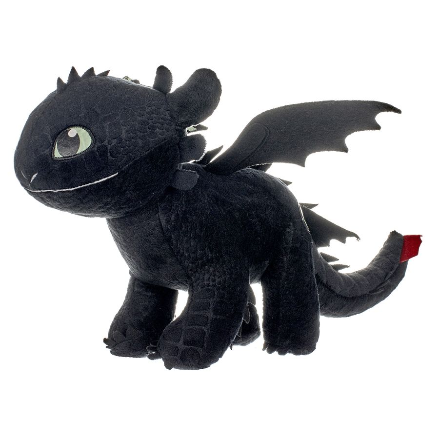 d3405f59946 How to Train your Dragon 3 Plush Toy Toothless - Plush Figures buy ...