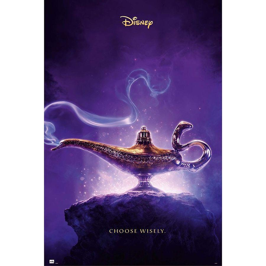 Disney Aladdin Poster One Sheet