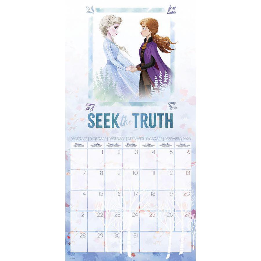 Disney Calendar 2020 Frozen Calendars Buy Now In The