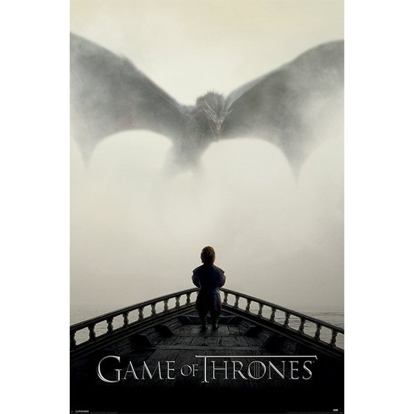 Game of Thrones Poster A Lion