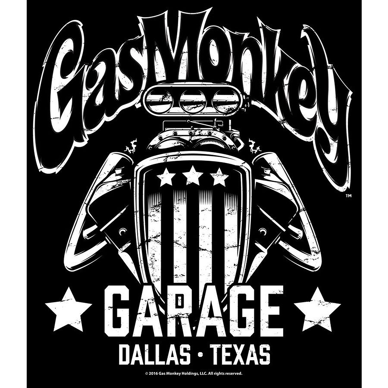 1e7abb3b918 Gas Monkey Garage Tank Top - American Engine