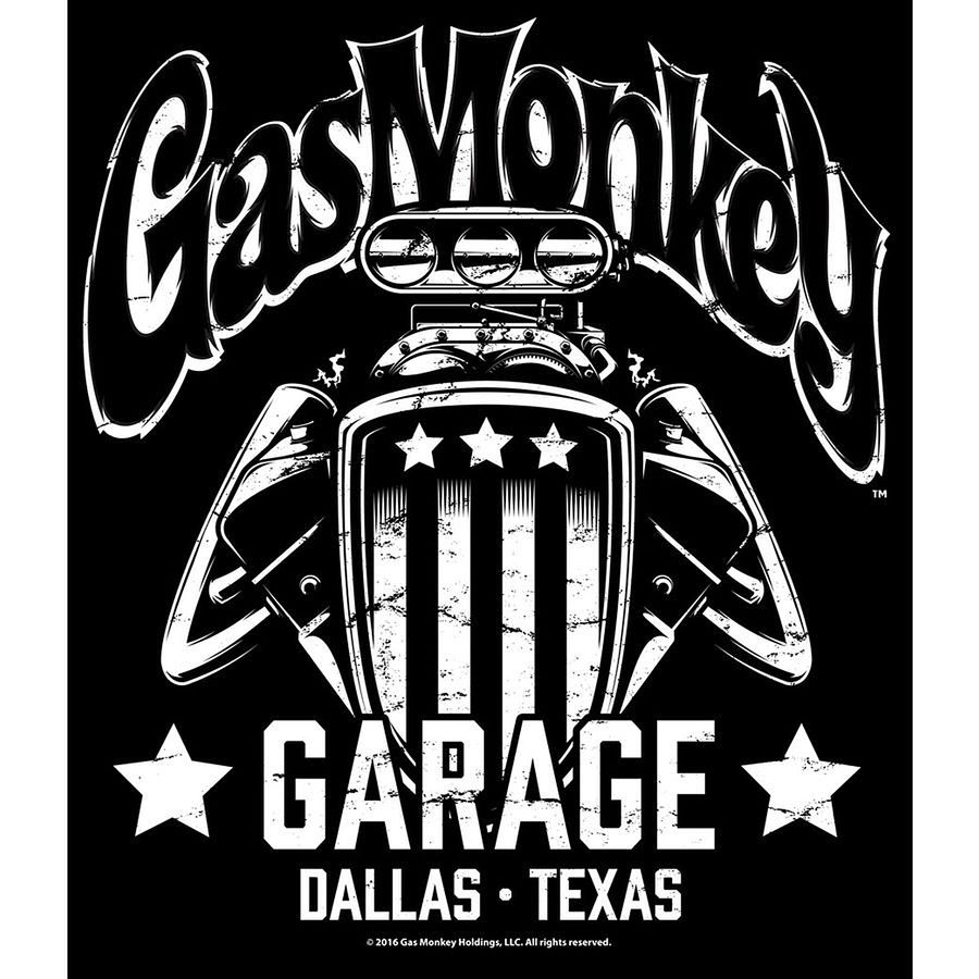 gas monkey garage tank top american engine on close up. Black Bedroom Furniture Sets. Home Design Ideas