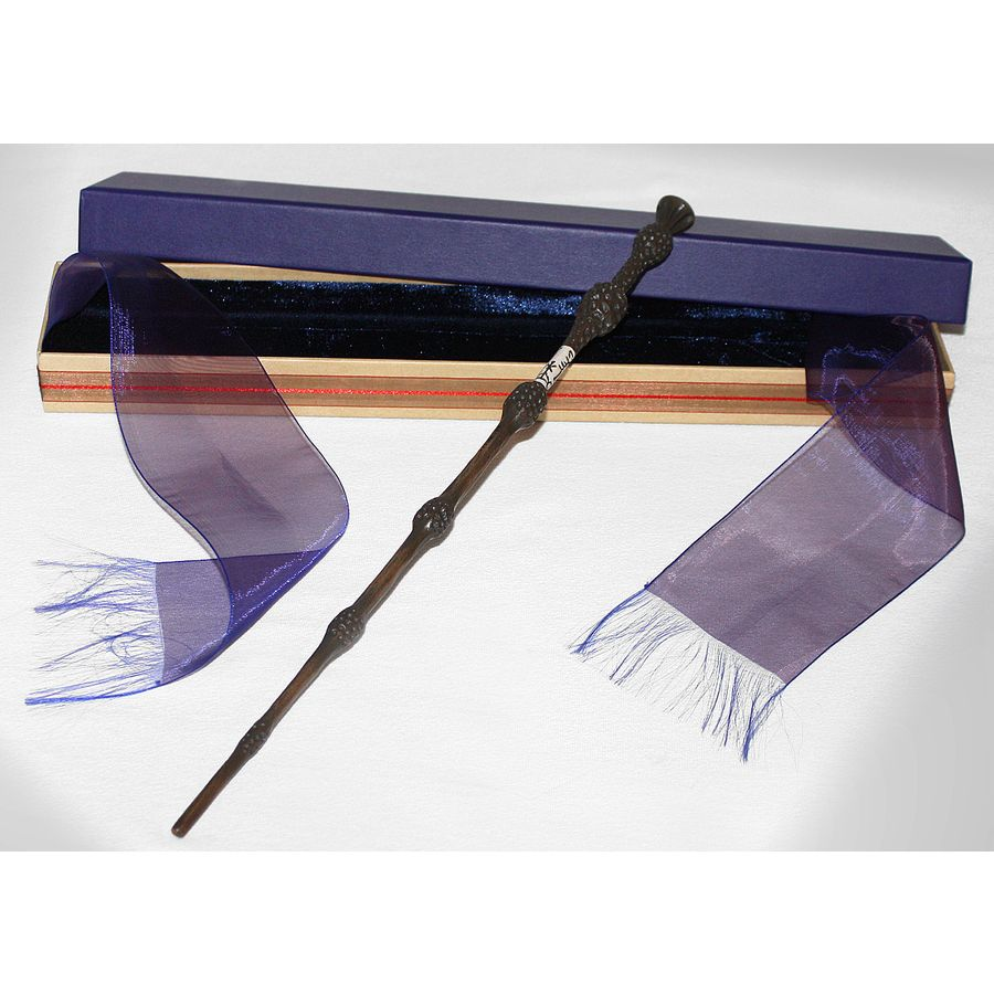 Harry potter zauberstab professor dumbledore bei close up for Dumbledore wand replica