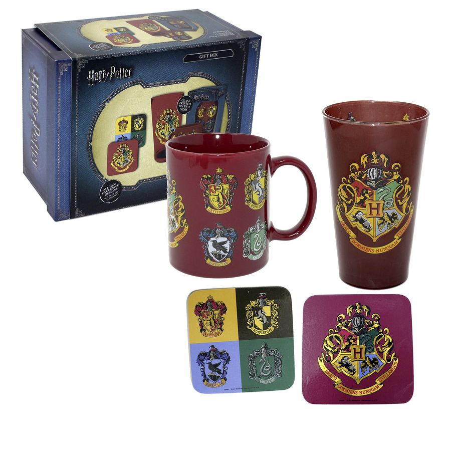 2018 Crests Now Potter Buy Gift Box Merchandise Harry The In Other mNw80nv