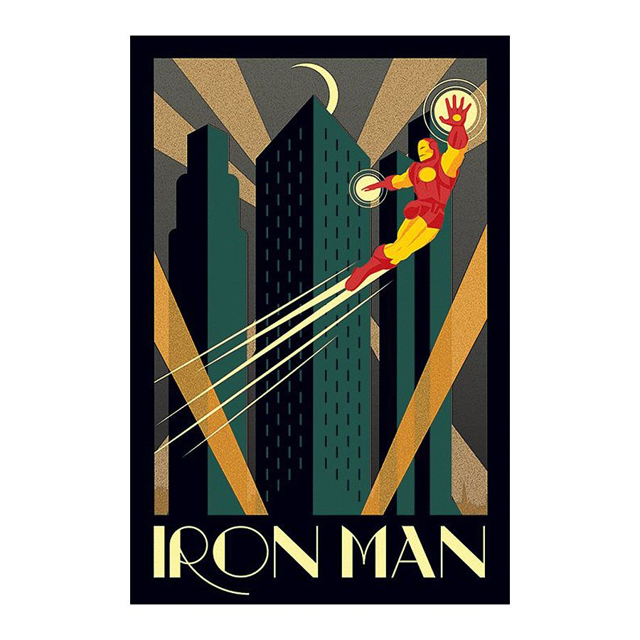 Art Deco Posters: Posters Buy Now In The Shop
