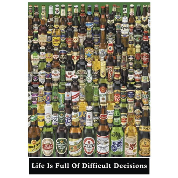 LIFE IS FULL OF DIFFICULT