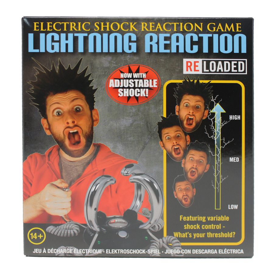 Lightning Reaction Reloaded-Shocking jeu