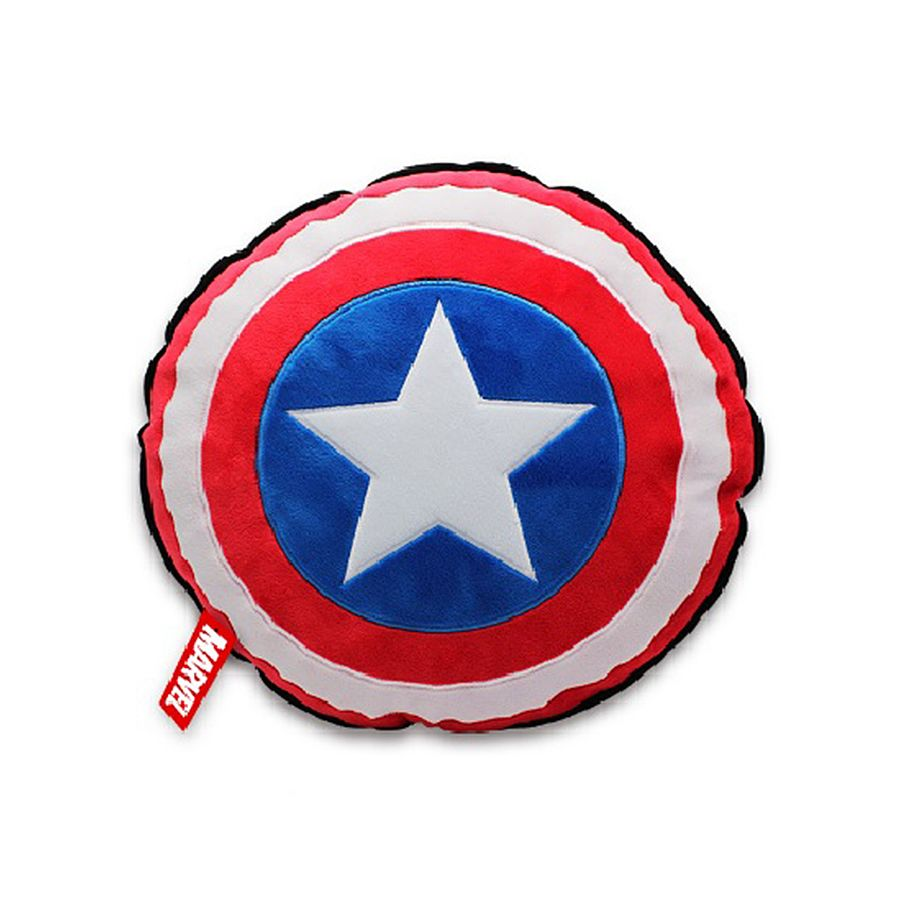 Marvel Kissen Captain America Shield