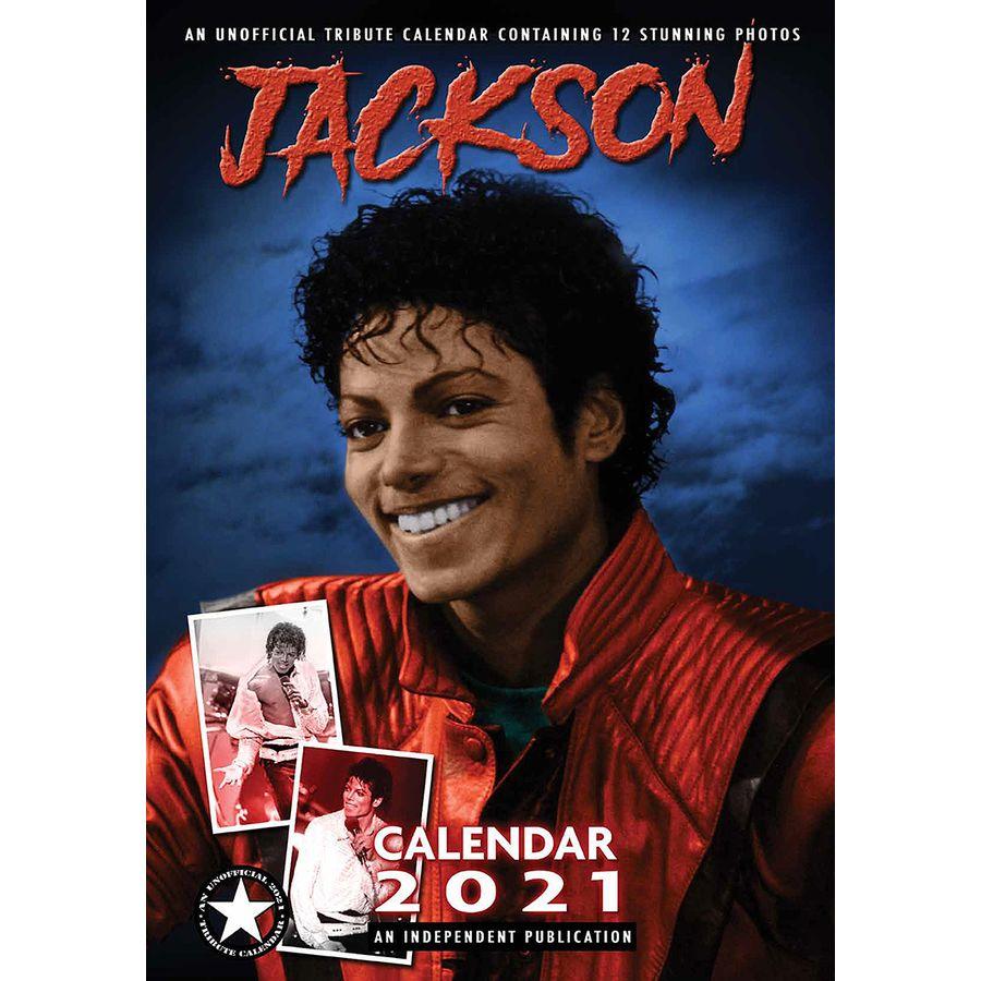 Michael Jackson Calendar 2021 Tribute Calendar   Calendars buy now
