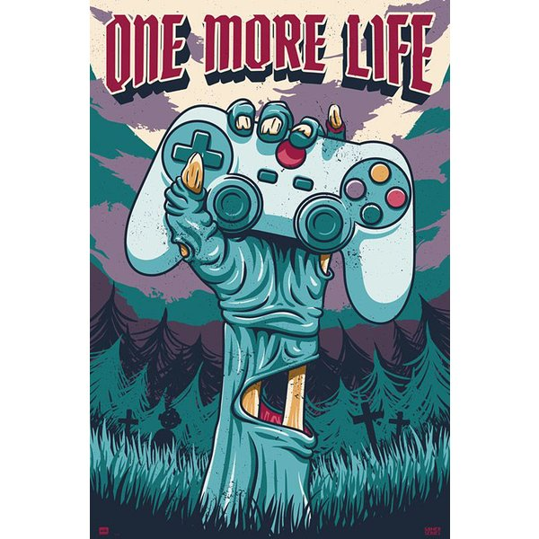 One More Life Poster