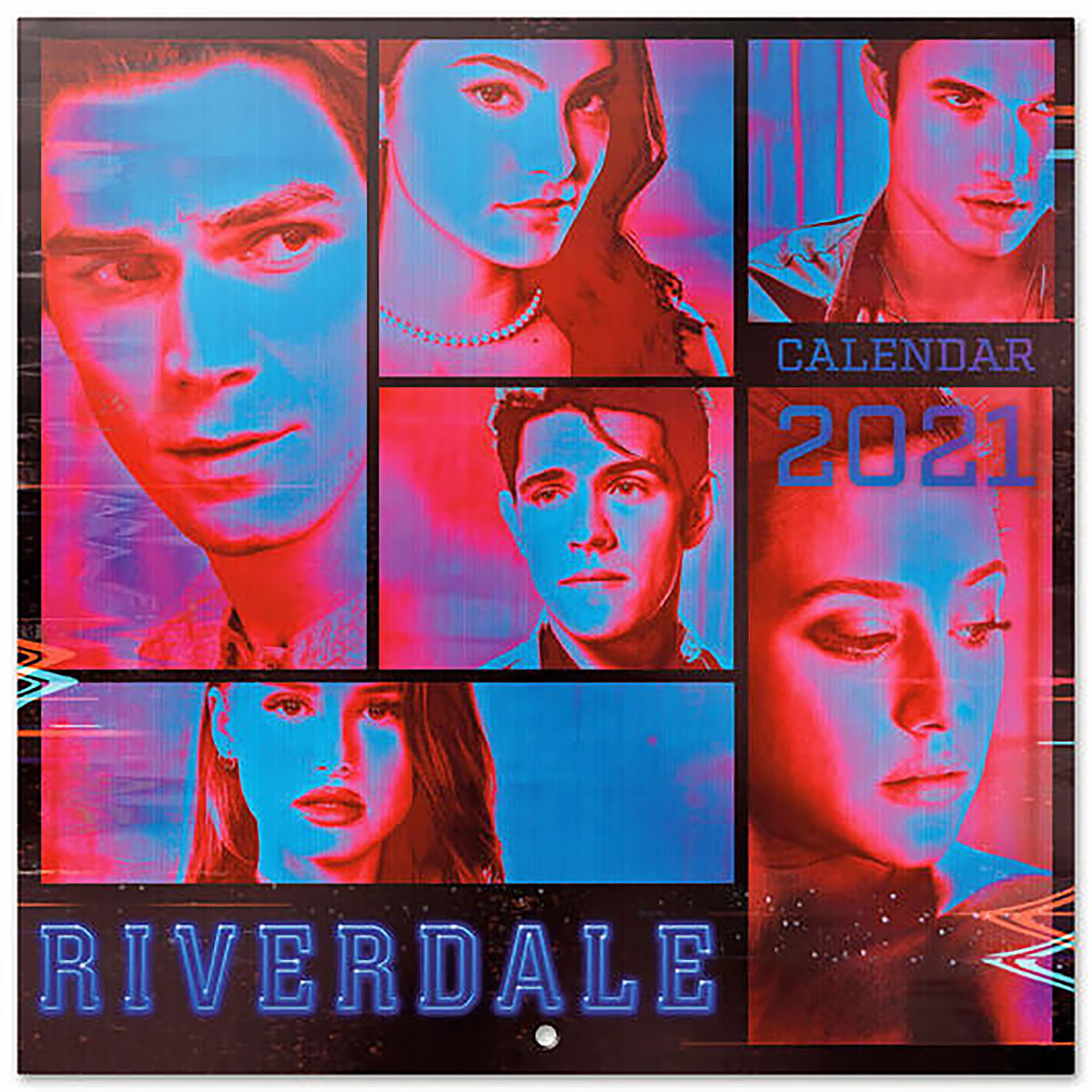 Riverdale Calendar 2021   Calendars buy now in the shop Close Up GmbH