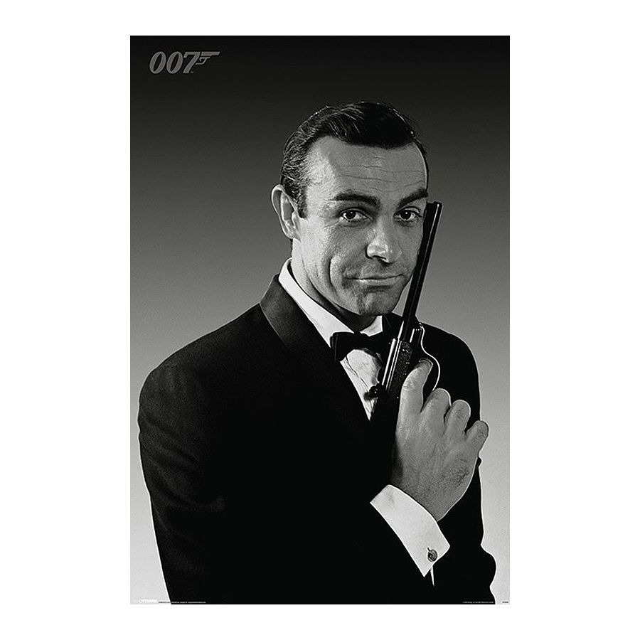 Sean Connery James Bond Poster Posters Buy Now In The Shop Close Up Gmbh
