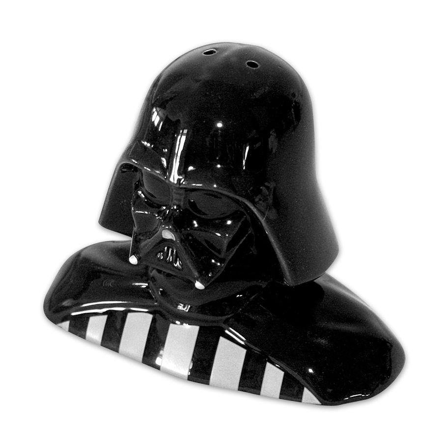 Star wars salz pfefferstreuer bei close up im fan shop - Darth vader and stormtrooper salt and pepper shakers ...