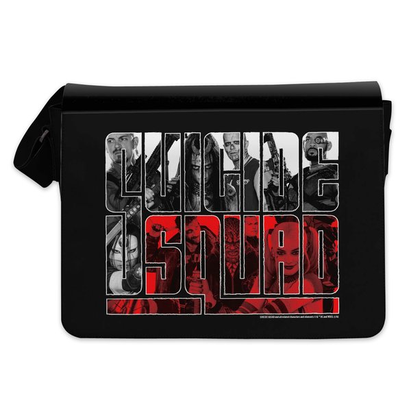 Suicide Squad Messenger Bag -