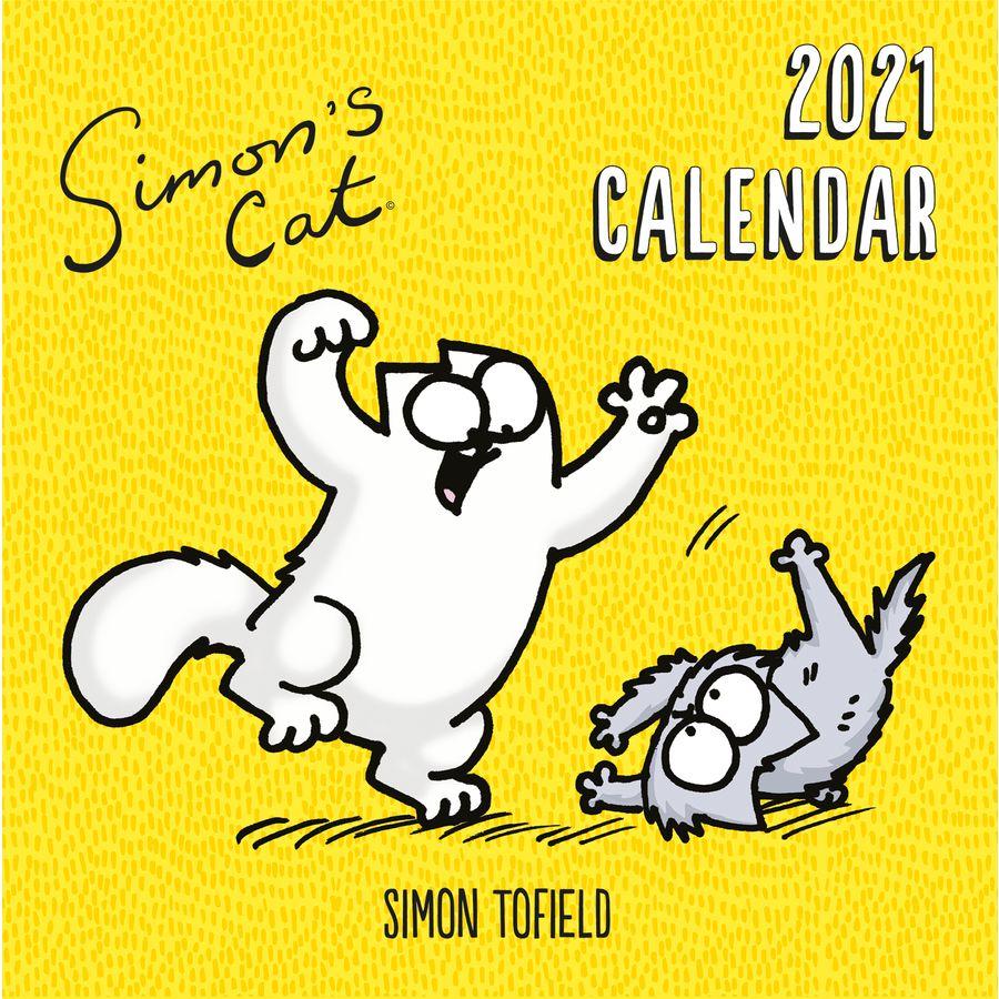 Simon S Cat Calendar 2021 Calendars Buy Now In The Shop Close Up Gmbh