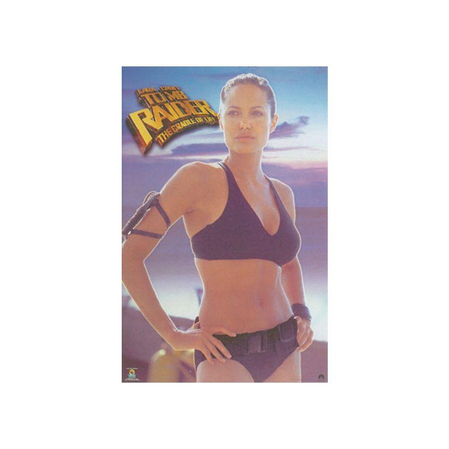 Tomb Raider Lara Croft The Cradle Of Life Poster Posters