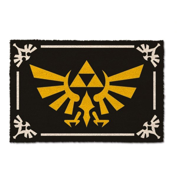 The Legend Of Zelda Fumatte Triforce Symbol