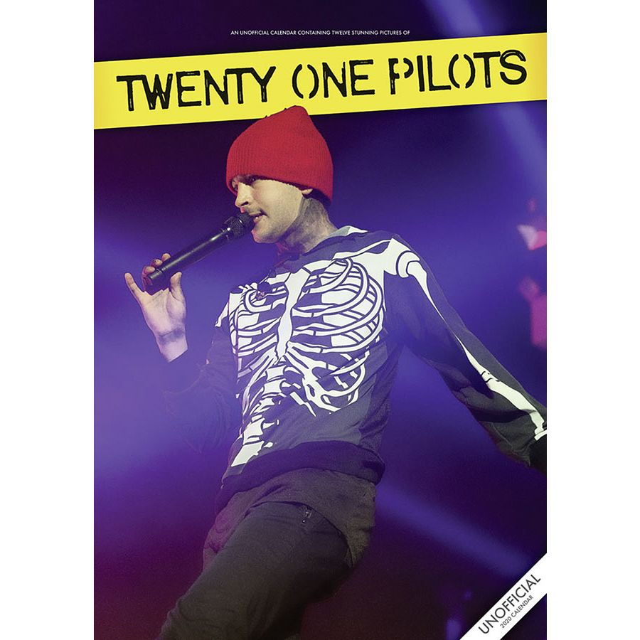 Twenty One Pilots Tour Dates 2020.Twenty One Pilots Calendar