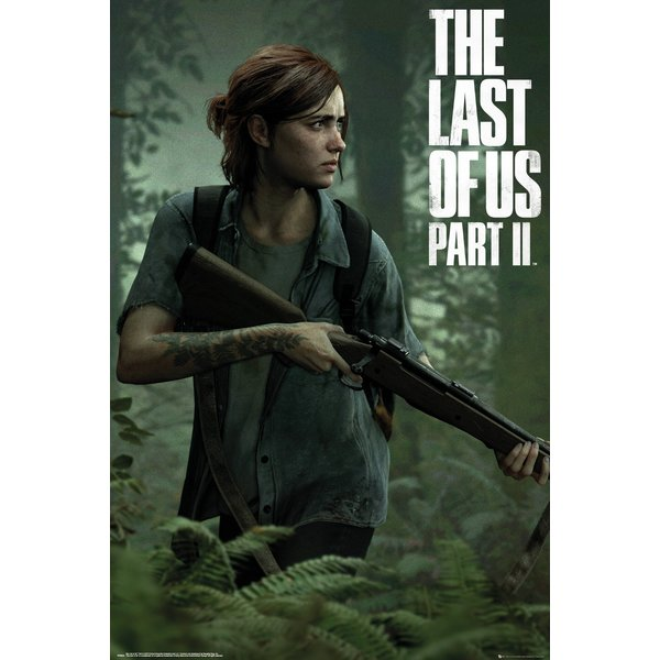 The Last Of Us Part 2 Poster