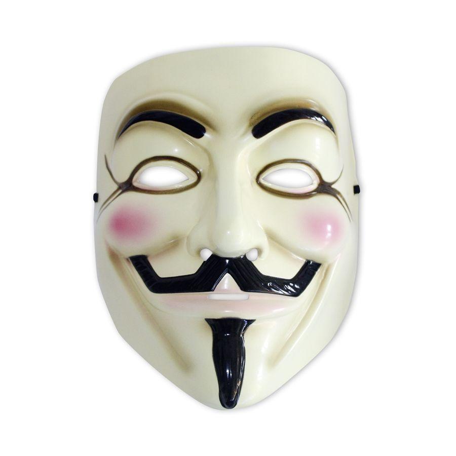 GUY FAWKES MASK VINTAGE GIRLIE SHIRT V For Wie Anonymous Vendetta Maske Girl